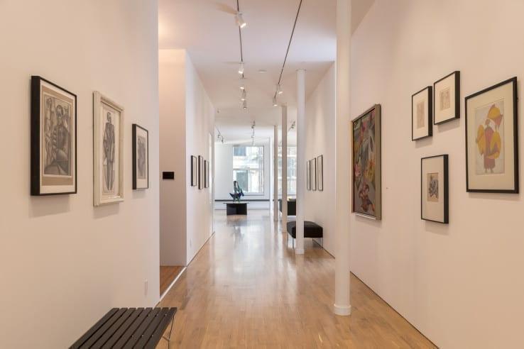 Past Exhibitions Italian Modern Art