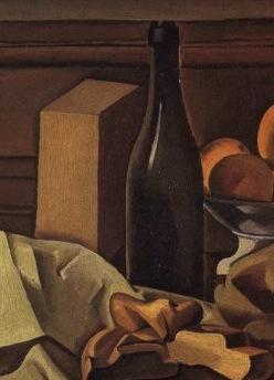 FIG. 5: Giorgio Morandi, Natura morta (detailed), 1919, Private Collection
