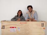 Chiara and Francesco Sept 2014