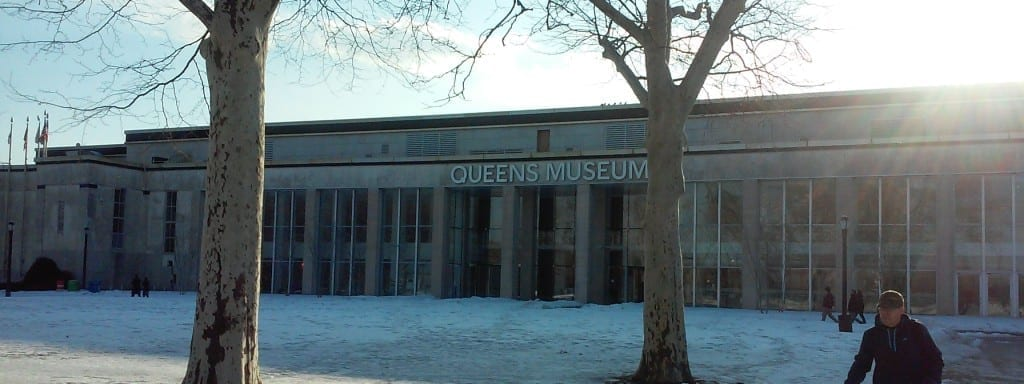 The Queens Museum, New York City (photo by Ilaria M. P. Barzaghi)