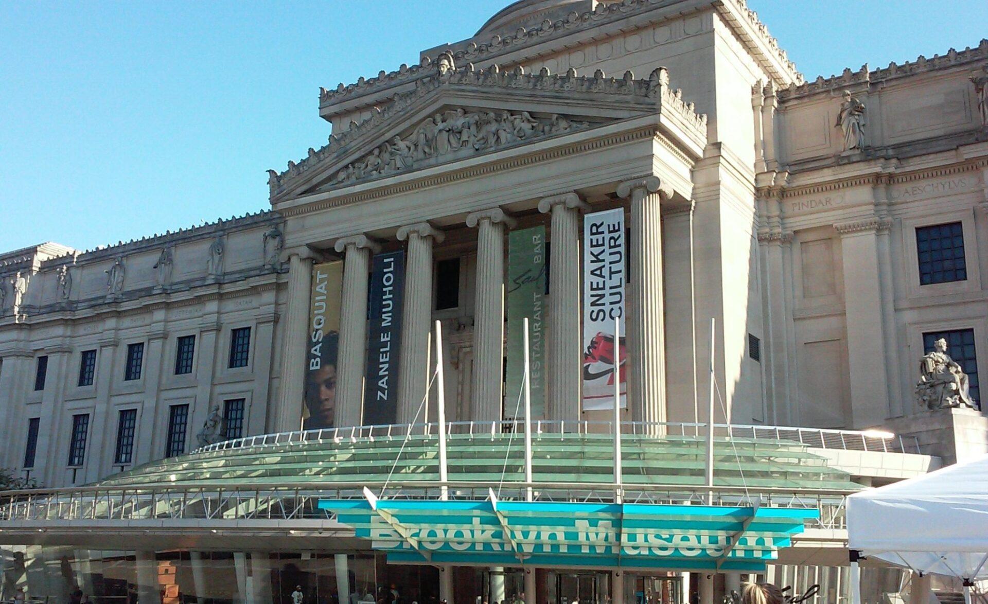 The Brooklyn Museum. Photo: Ilaria M. P. Barzaghi.