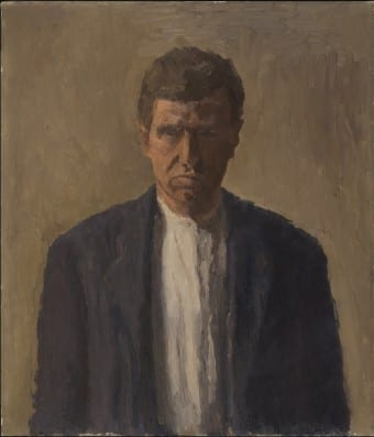 Giorgio Morandi's Self-portrait, 1930 (Private collection) © 2015 Artists Rights Society (ARS), New York/SIAE, Rome.
