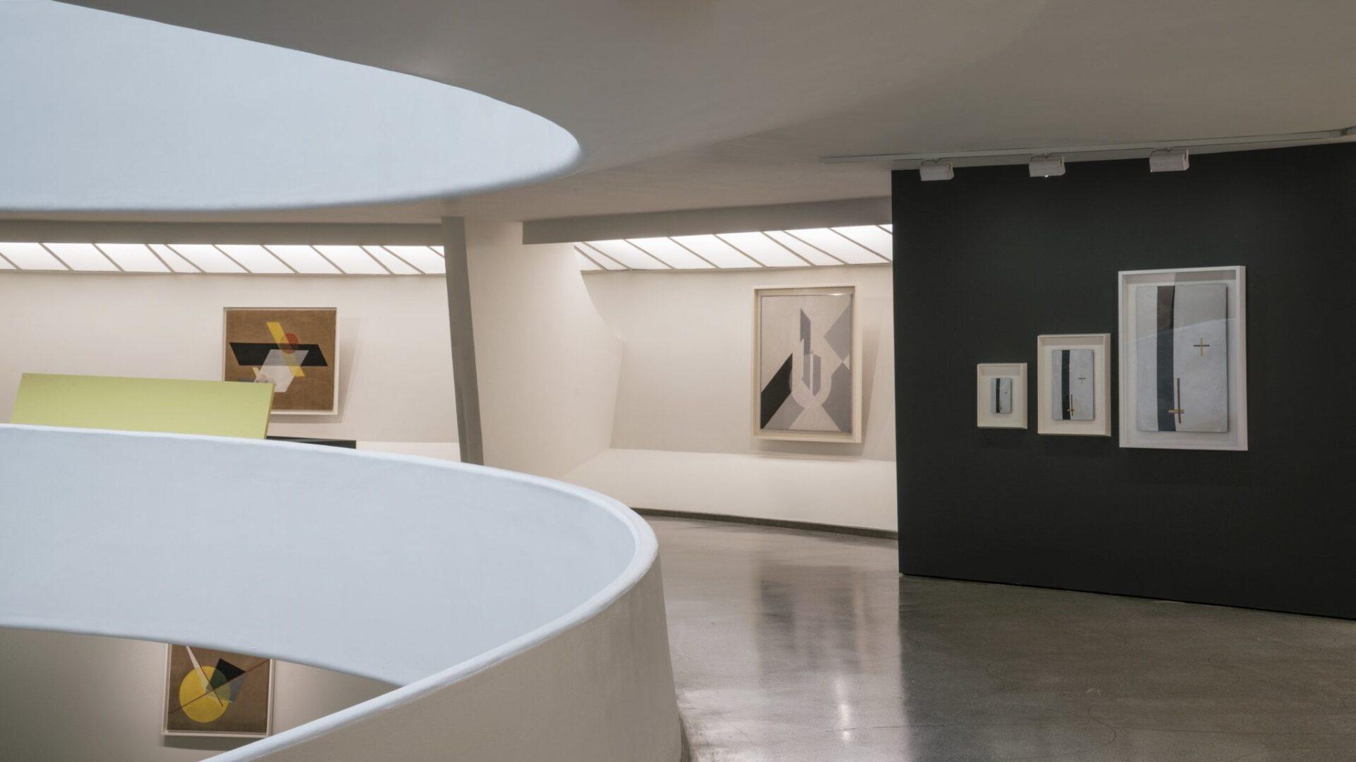 (Image 1) Installation view: Moholy-Nagy: Future Present, Solomon R. Guggenheim Museum, New York, May 27-September 7, 2016. Photo: David Heald © Solomon R. Guggenheim Foundation
