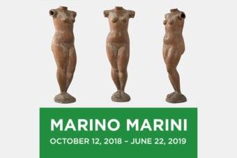MARINO MARINI - October 12, 2018 to June 22, 2019